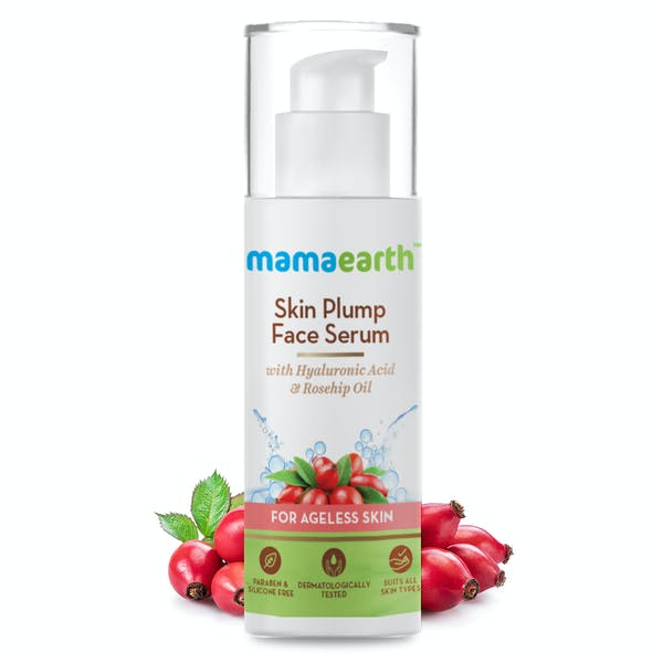 Skin Plump Serum For Dry Skin Face Glow