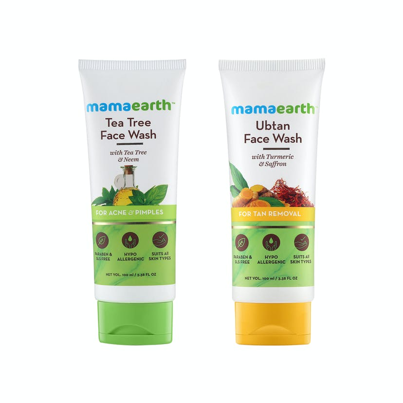 MamaEarth Face Wash for Dry Skin